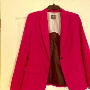 Vince Camuto hot pink blazer